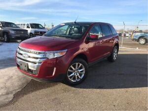 2013 Ford EDGE SEL-PANO-LEATHER-