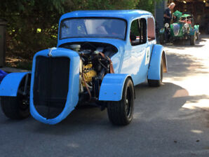 1934 Ford Stock-Sprint Car For Sale (less engine)