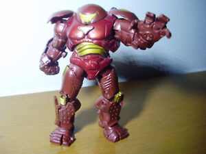 Marvel Iron Man Action Figures - 3 - 4 Inches for Sale - 5 total Cambridge Kitchener Area image 2