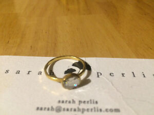 Sarah perlis diamond engagement ring
