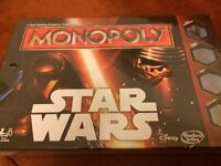 New Star Wars monopoly