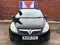 Vauxhall Corsa 1.3 CDtI 2008 5 door, cheap car cheap runner cheap tax no issues.
