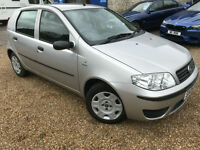 2006 '06' Fiat Punto 1.2 Petrol. Manual. 5 Door. Family. First car. Px Swap