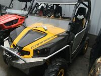 2013 Can-Am Commander 1000 X