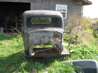 1938 Ford Pick Up Project