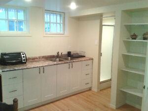 NDG Monkland Village 21/2 Beautifull renovated clean apartment
