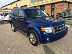 2008 Ford Escape XLT V6 SUNROOF/HEATED POWER SEATS/BLUETOOTH