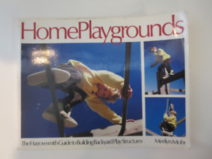 BOOK: HOME PLAYGROUNDS – GET INSPIRED!!!