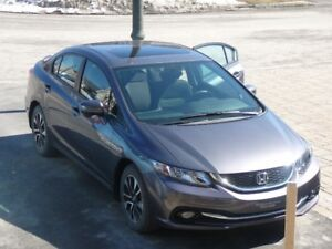 HONDA CIVIC EX 2015 (Location avec option de rachat)