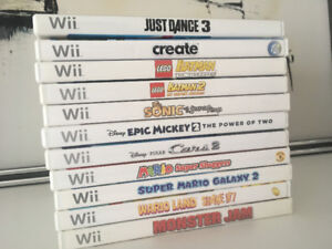 Games for Nintendo Wii