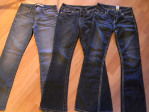 Jeans New and Like New