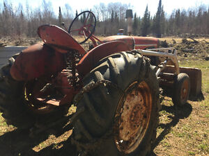 Allis - Chalmers tractor