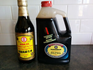 Soy Sauce!