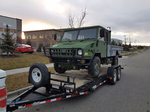 1991 Army Pickup Truck