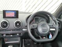 2013 Audi A3 2.0TDI (150ps) S Line 3 DOOR HATCH - FULL HISTORY !! Hatchback DIES