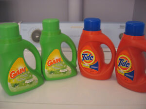 JUNE BIG SALE!---TIDE/GAIN:4 FOR 14.95