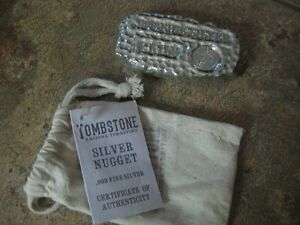 1kg Silver Tombstone, 10oz Silver Canadian Mint