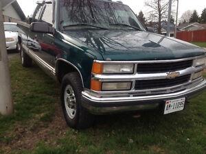 1998 Chevrolet C/K Pickup 2500 Greene Pickup Truck low km