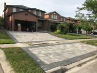 LANDSCAPING & PAVING STONES 6474563302 DRIVEWAY PATIO PORCH STEP