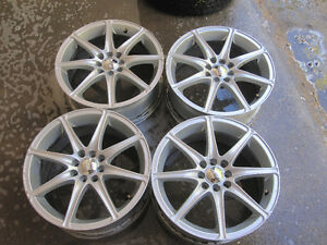 "17"" AFTERMARKET RIMS