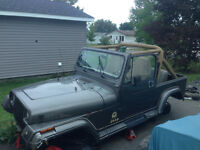 Jeep YJ Sahara ***NEED GONE END OF WEEK***