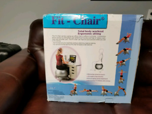 Exercise Ball Fit-Chair