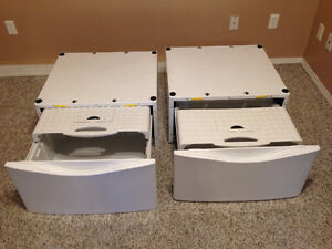 Washer and Dryer Pedestals For Sale