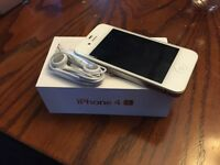 iPhone 4s 16gb white with Bell