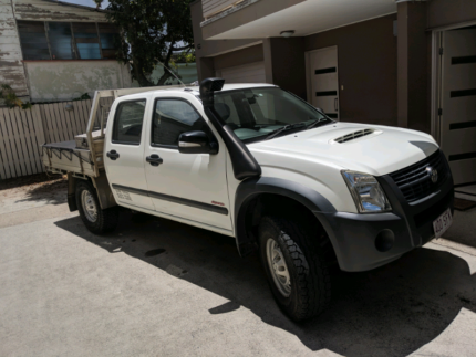 2008 RA Holden Rodeo Dual cab 4x4 Hamilton Brisbane North East Preview