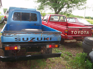 1982 Suzuki Other 4x4 Pickup/86 Toyota Xcab/64 Corvair 2 dr./etc