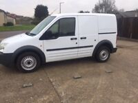 Ford connect 1800cc 1 full years MOT service history tyres all round good side loading door