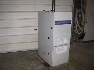 2 Hi eff nat gas furnaces