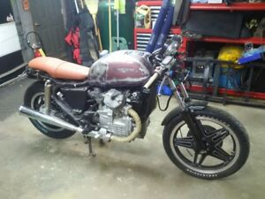 1980 Honda Café Racer Project Bike