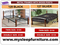 BED FRAMES, BUNK BEDS, BEDROOM SETS, HEADBOARDS SALE