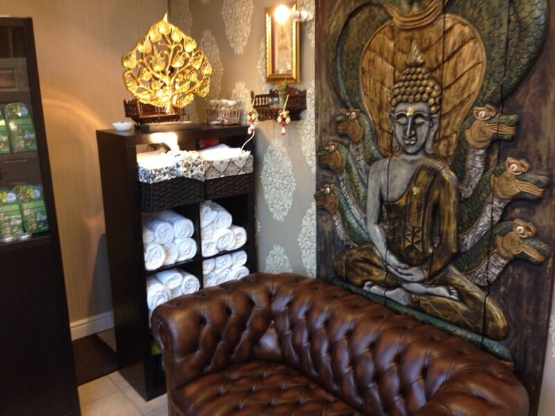 Thai Massage, Deep Tissue Massage, Aromaterapi Og Fod-1168