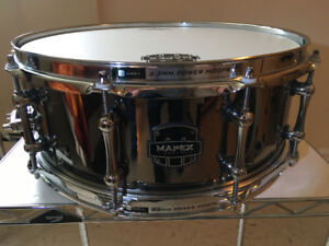 MAPEX Armory Tomahawk Steel Shell Snare