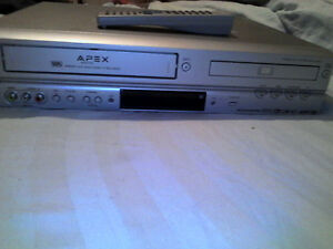 Dvd-Vcr Player