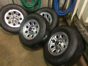 Chevrolet GMC sierra Rims