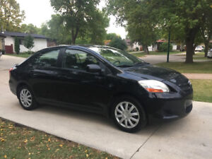 2007 Toyota Yaris Sedan (SAFETIED) $4,900 Taxes included