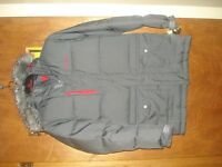 boys Columbia down winter coat excellent used condition