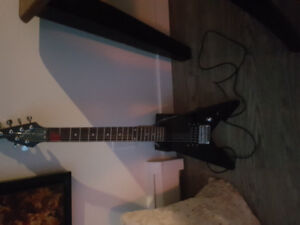 Trading my electric guitar and amp for xbox 360 or ps vita, 3ds
