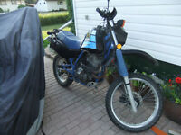 Low Mileage 1985 Suzuki dr600s-PRICE REDUCTION