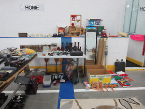 All day every day garage sale.