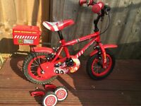 Kids fire chief bike for sale Eltham £20