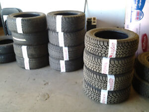 USED  RIMS  /  TIRES FROM  $25 at AUTOKAPUT SALVAGE YARD