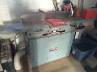 "8"" KING INDUSTRIAL JOINTER"