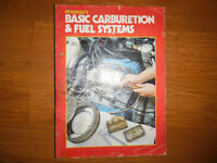 Carburetor Shop Manual Motorcraft Carter Rochester Holley 1977