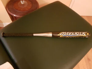 Softball Bat (Maverick) 34 Inches and 28 ounces.
