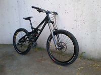 Canfield Jedi Downhill DH Bike - (Straitline, Chris King, XO)