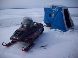 Ice Fishing Package complete